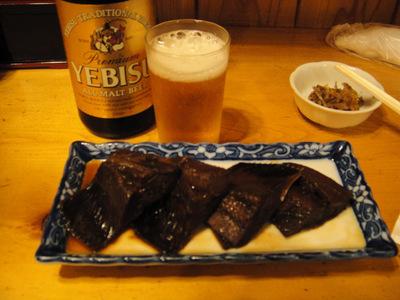 弁天@浅草(7)エビス600にしん煮900もり500.JPG