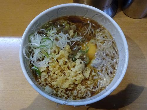 彩彩@大井町 (4)たぬき玉そば450.JPG