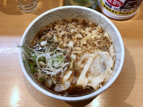 彩彩@大井町 (6)たぬき玉そば500.jpg