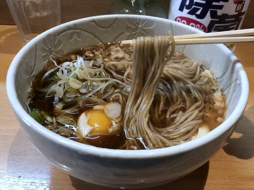 彩彩@大井町 (8)たぬき玉そば500.jpg