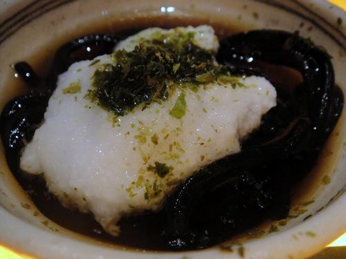 成@渋谷 (2) イカスミ蕎麦.JPG