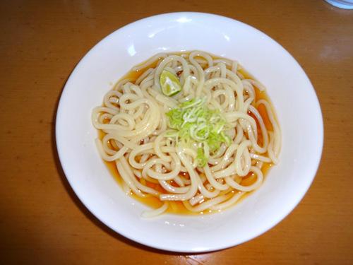 日の出製麺所@香川県 (9)純生うどん.JPG