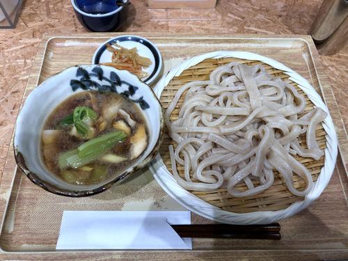 武蔵野うどんこぶしecute立川店@立川 (9)肉汁つけうどん750.jpg
