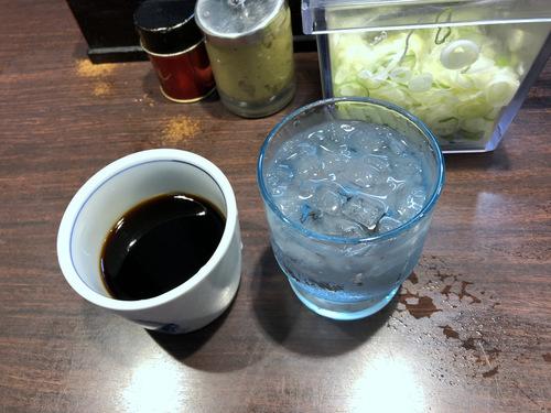 永坂更科@新宿 (3)肉天もり820肉天そば820.jpg