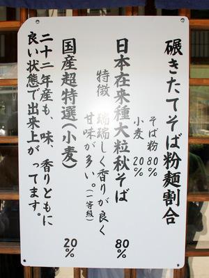 池本茶屋@忍野八海(4)もりそば750.JPG