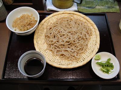 浮(ぶい)@大崎広小路(8)もり&ひとくちじゃこご飯640.JPG