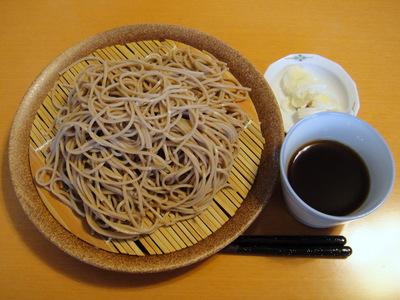 田村自然農園@東京都中央区(4)だったん蕎麦.JPG