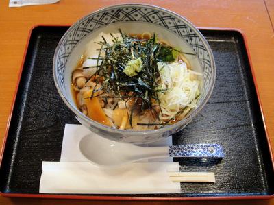萩原製麺@大崎広小路(10)冷しおろし細うどん730.JPG