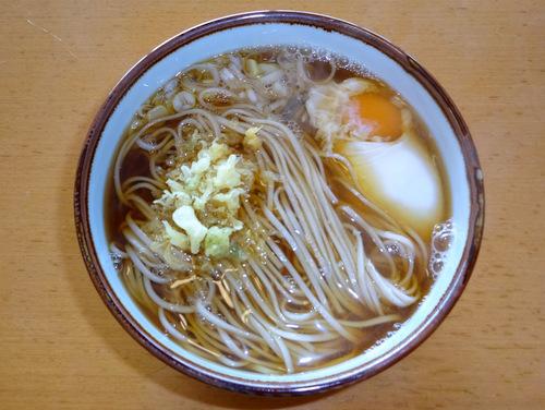 蓮実麺業@茨城県 (8)納豆そば378.JPG