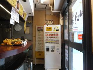 蓼科@赤坂見附(3)冷しおろし450たぬき無料.JPG