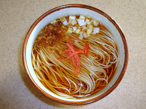 西村製麺@茨城県 (8)雅の常陸秋そば.JPG