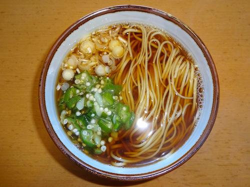 西村製麺@茨城県 (9)更紗そば560.JPG