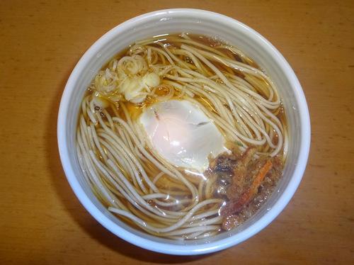 西村製麺@茨城県 (9)正作一心そば140.JPG