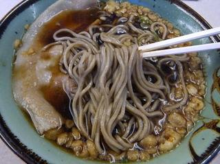 豊しま飯田橋店@飯田橋(3)肉そば480.JPG