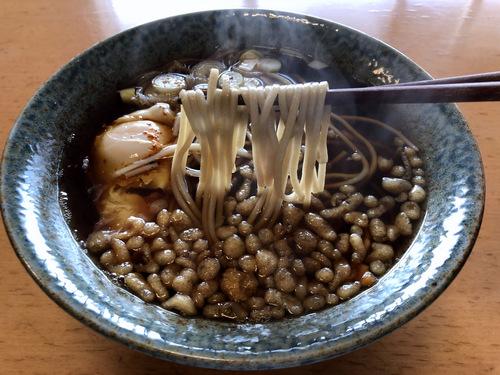 鈴木製麺(へ文製麺)@栃木県 (7)豊原の水車そば.jpg