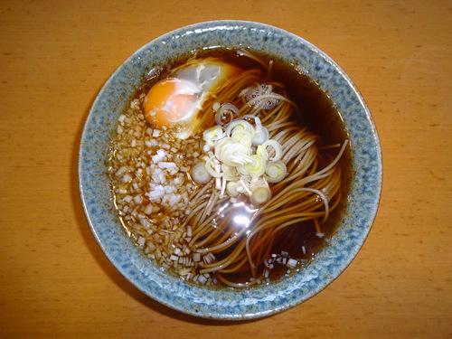 高尾製麺(販売めんぼう)@兵庫県 (6)とろろそば.JPG