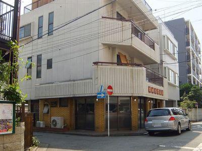 高田うどん店@京急川崎(8)天ぷらうどん冷細330.JPG