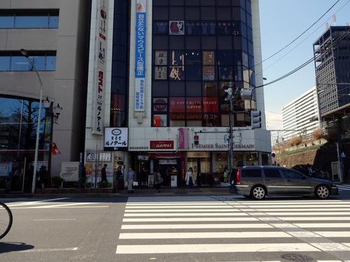 NAMIKI@中野 (1)背脂入り肉そば500os.JPG