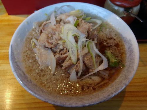 NAMIKI@中野 (6)背脂入り肉そば500os.JPG